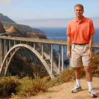 Bixby Creek Bridge, near Salinas, CA